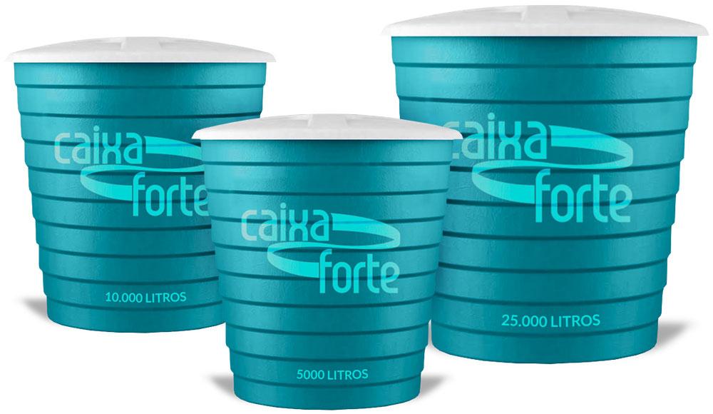 Você conhece todos os tipos de caixa d'água?
