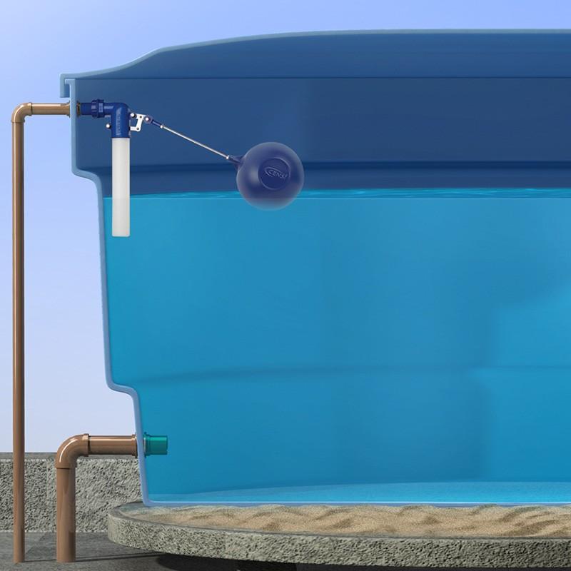 Boia da caixa d'água: tire aqui todas as suas dúvidas